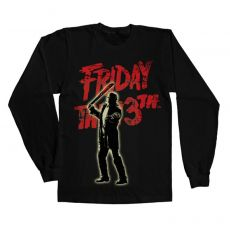 Tričko s rukávem Friday The 13th Jason Voorhees
