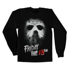 Tričko s rukávem Friday The 13th Mask