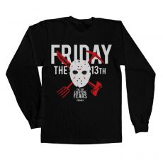 Tričko s rukávem Friday The 13th The Day