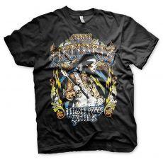 Pánské tričko Jimi Hendrix Lightning