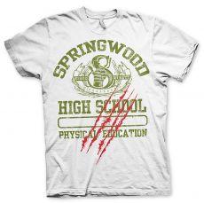 Pánské tričko Nightmare On Elm Street Springwood
