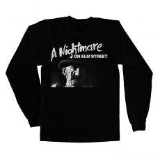 Tričko s rukávem Nightmare On Elm Street Logo