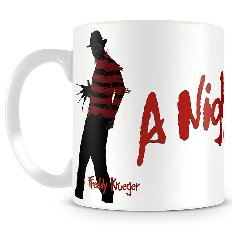 Noční můra v Elm Street hrnek Licenced