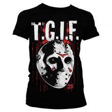 Dámské tričko Pátek 13. T.G.I.F.