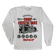 Tričko s rukávem Pátek 13. Camp Crystal Lake