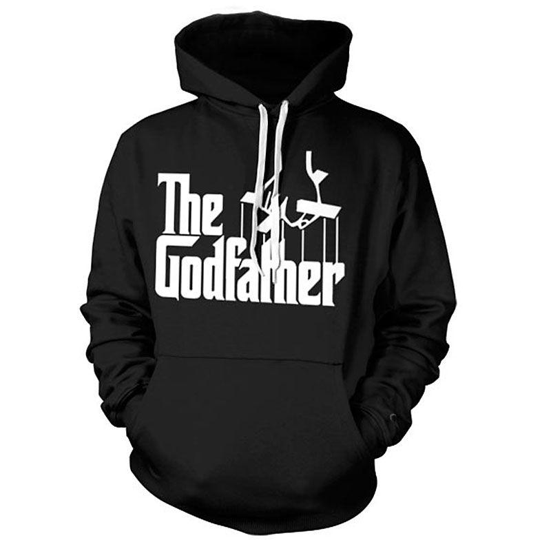The Godfather hoodie mikina s kapucí Logo Licenced
