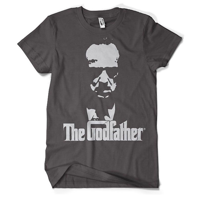 The Godfather pánské tričko s potiskem Shadow Licenced