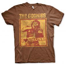 Pánské tričko The Goonies I Love Chunk