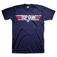 Pánské tričko Top Gun Distressed Logo