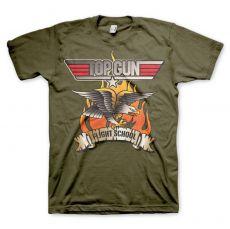 Pánské tričko Top Gun Flying Eagle