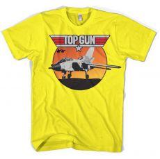 Pánské tričko Top Gun Sunset Fighter