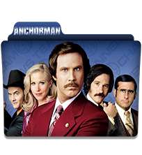 Anchorman trička